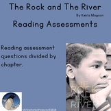 The Rock and The River by Kekla Magoon Novel Reading Assessments