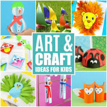 The Role of Art and Craft in Child Development
