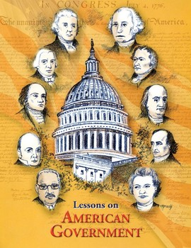 Role of Government AMERICAN GOVERNMENT LESSON 1 of 105 Critical Thinking+Contest