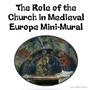 Medieval Europe Mini-Mural Directions