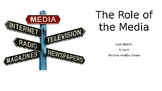 The Role of the Media Power Point