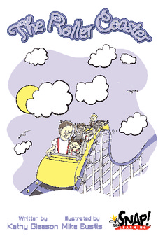 The Roller Coaster - Printable Guided Reader