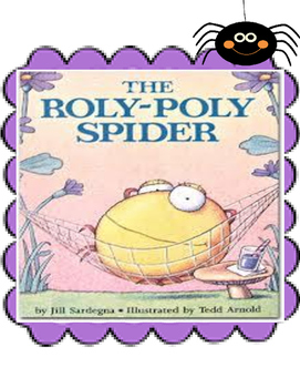 The Roly-Poly Spider--A Halloween Reader's Theater