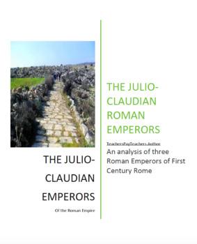 The Roman Emperors Bundle