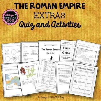 The Roman Empire: Extras