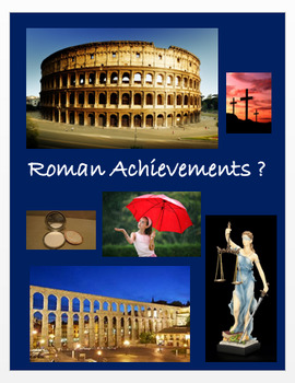 "The Roman Empire - ""Roman Achievements?"" + Quiz"