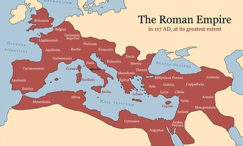 The Roman Empire - Three Chapter Packets - World History