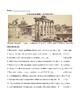 The Roman Republic - Match 'Em & Short Answer Worksheet
