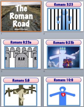 The Roman Road (LESSON)