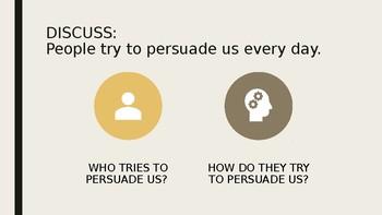The Persuasive Essay Hooks