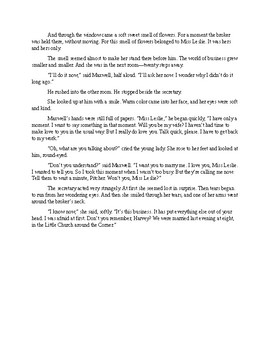 The Romance of a Busy Broker - Easy Reading Version of an O. Henry Short Story