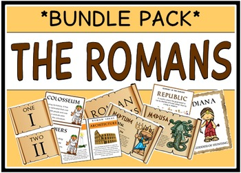 The Romans (BUNDLE PACK)
