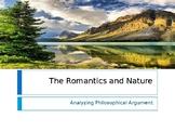 The Romantics and Nature