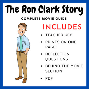 the ron clark story characters