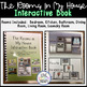 The Rooms in My House Interactive Language Book