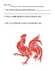 The Rooster Who Went to His Uncle's Wedding by Alma Flor Ada