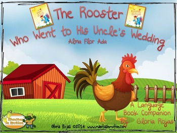 The Rooster Who Went to His Uncle's Wedding: Language Comp
