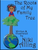 The Roots of My Family Tree - Multicultural Children's Book