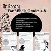 The Rosary for Middle Grades