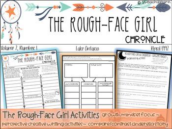 The Rough-Face Girl - Creative Perspective Writing - Book