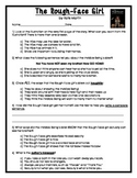 The Rough Face Girl Text Dependent and Comprehension Questions