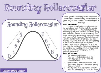 The Rounding Rollercoaster