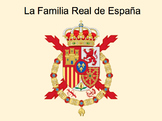 The Royal Family - La Familia Real