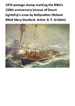 The Royal National Lifeboat Institution (RNLI) Handout