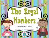Numbers Game Mat & Worksheets for 0-50