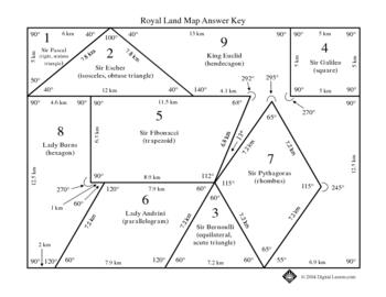The Royal Reward Geometry Project - Plane Geometry