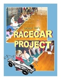 The Rubber Band Race Car Project