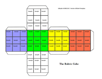 The Rubric Cube