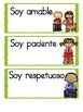 The Rules Unit in Spanish