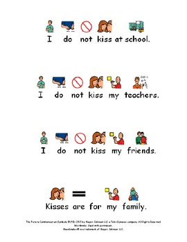 The Rules of Hugs and Kisses