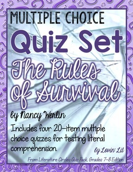 The Rules of Survival Quiz Set