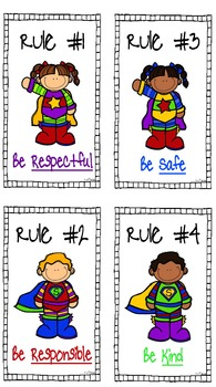 The Rules of the Classroom