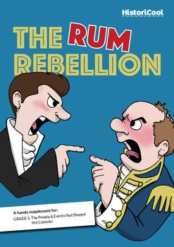 The Rum Rebellion Resource Bundle