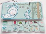 The Runaway Bunny Chinese and English Interactive Book