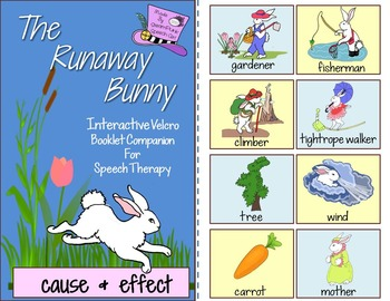 The Runaway Bunny:  Interactive (Velcro) Book Companions