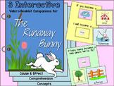 The Runaway Bunny:  Interactive (Velcro) Book Companions