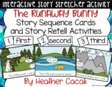 The Runaway Bunny Story Sequence and Retelling Cards (Math and Literacy)