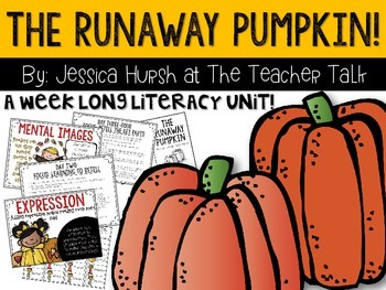The Runaway Pumpkin Literacy Unit