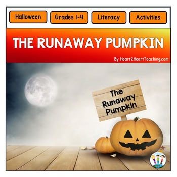The Runaway Pumpkin Literacy and Activity Pack for Halloween Activities