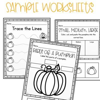 The Runaway Pumpkin Preschool Lesson Plan (Highscope)