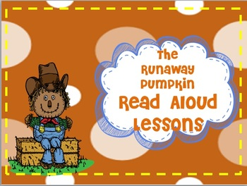 """""""The Runaway Pumpkin"""" by Kevin Lewis Read Aloud Lesson"""