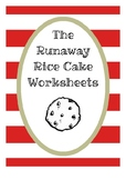 The Runaway Rice Cake Worksheets