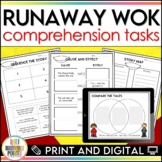 The Runaway Wok - Comprehension Activities