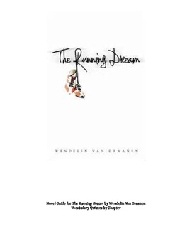 The Running Dream Vocabulary Quizzes Part 1