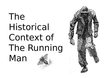 The Running Man - Historical Context of the novel