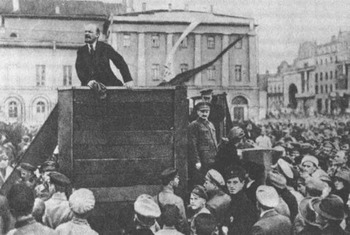 The Russian Revolution: Civil War and War Communism